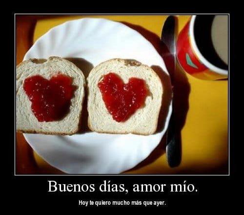 Buenos Dias Amor Mio Imagenesdebuenosdias Es